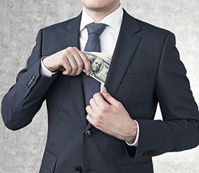 How to handle employee theft